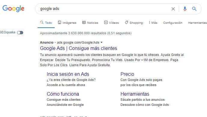 Google Ads en Barcelona